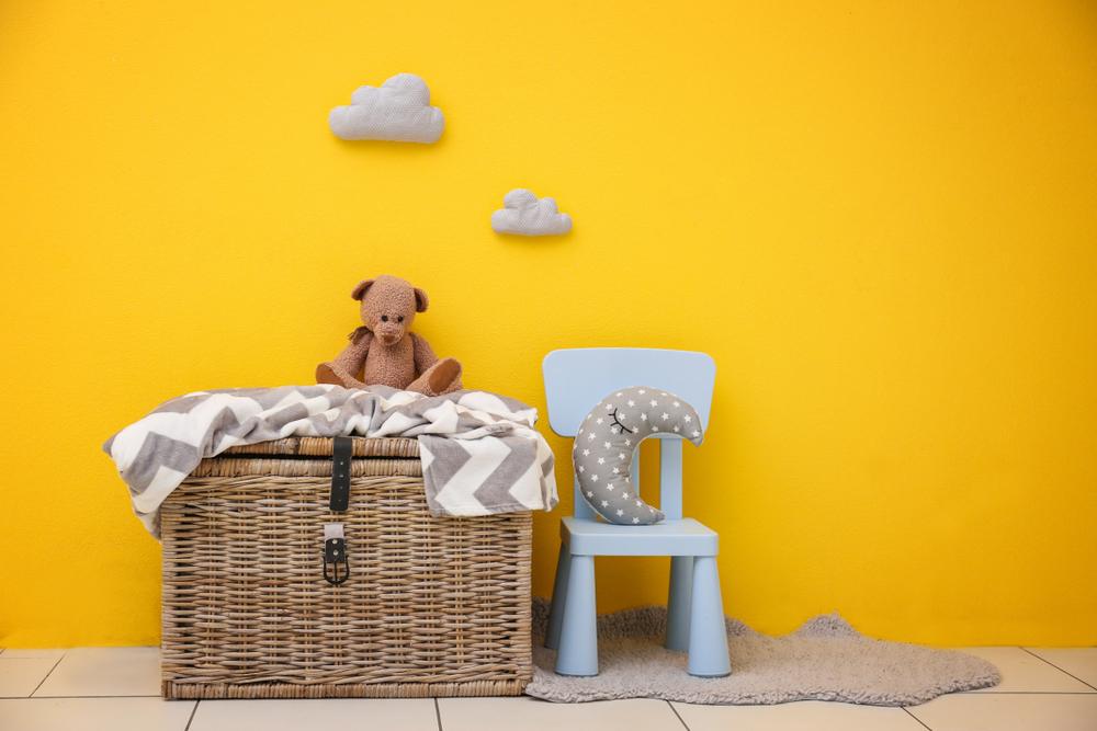 Een kleine kinderkamer inrichten: 5 handige tips
