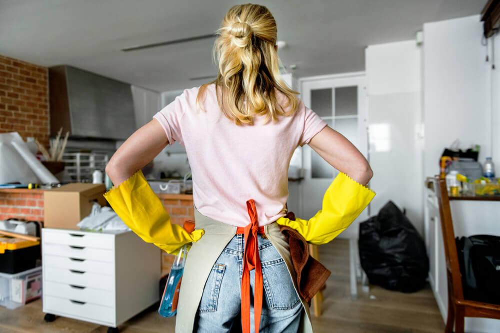 6 tips om sneller schoon te maken in huis
