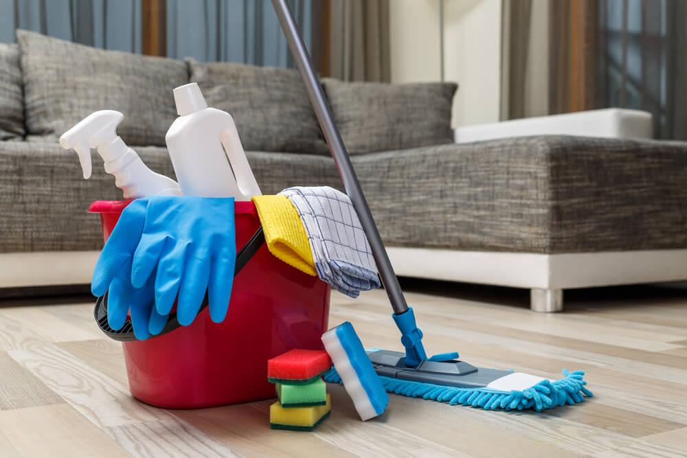 Je huis snel schoonmaken: handige tips