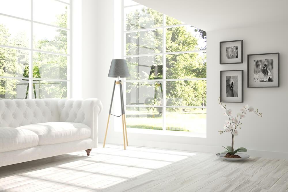 Een zithoek inrichten in een minimalistisch interieur: lees onze tips