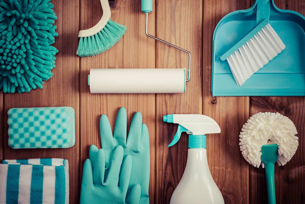 Ouderwetse schoonmaakmiddelen: dit heb je nodig op je schoonmaakmiddelen lijst
