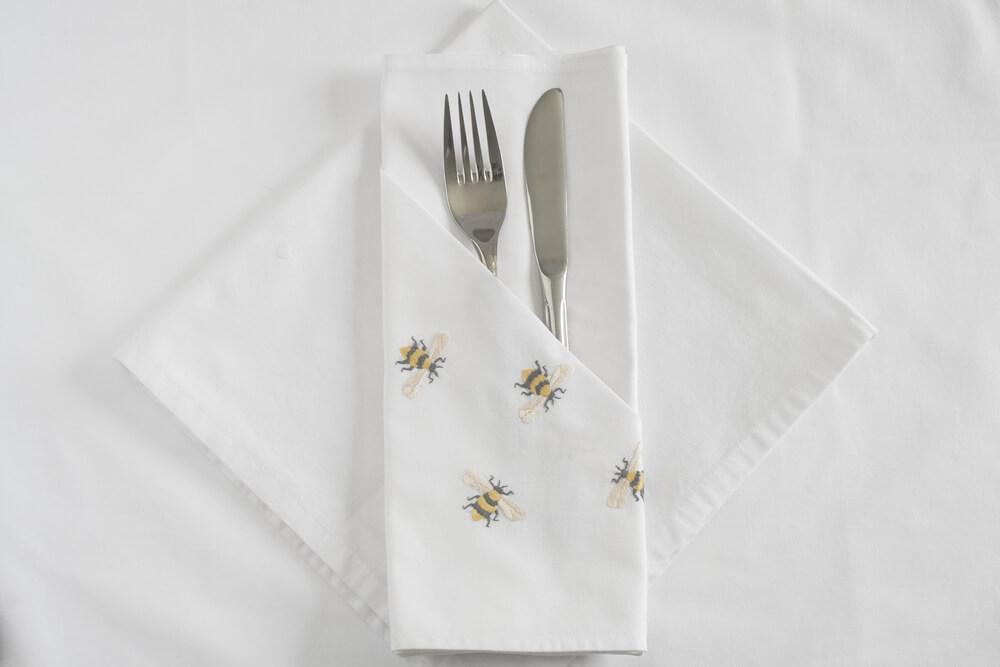 Helemaal trendy: bijen in je interieur
