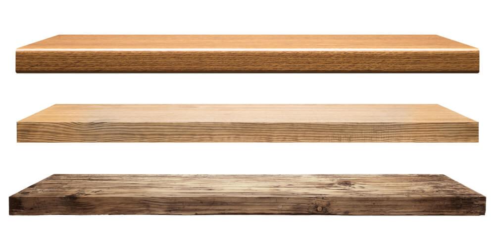 Mooie planken aan de muur: tips en tricks