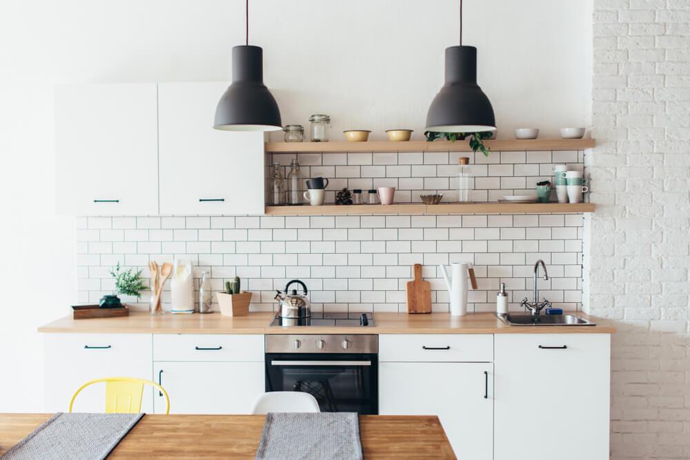 Trendy tegels in de keuken