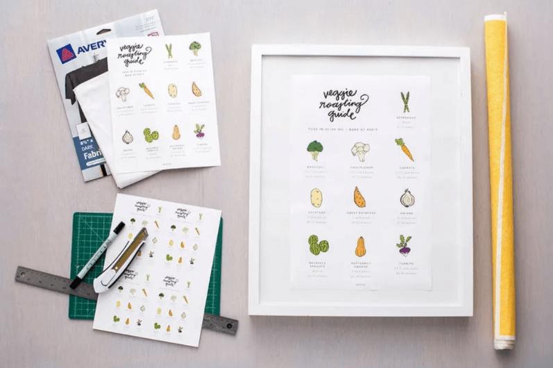 Printable posters voor de keuken
