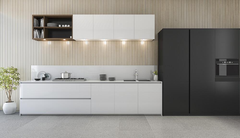 Een mooie wand in de keuken: 6x dit zijn de trends