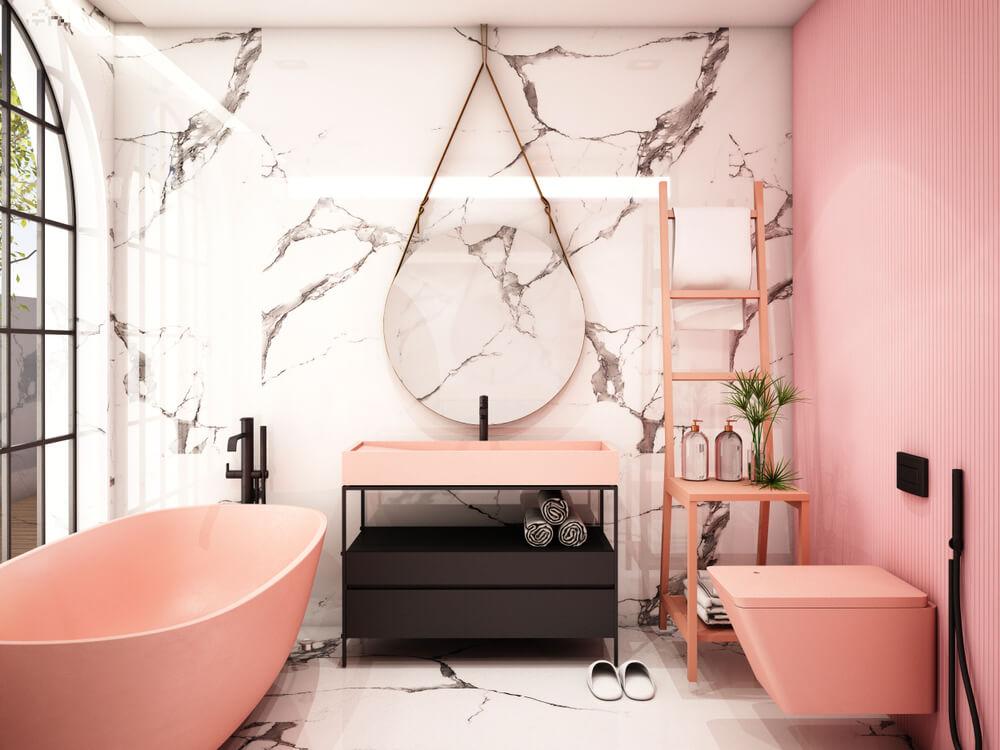 Een gezellige look in de badkamer? Het kan met deze 7 tips!