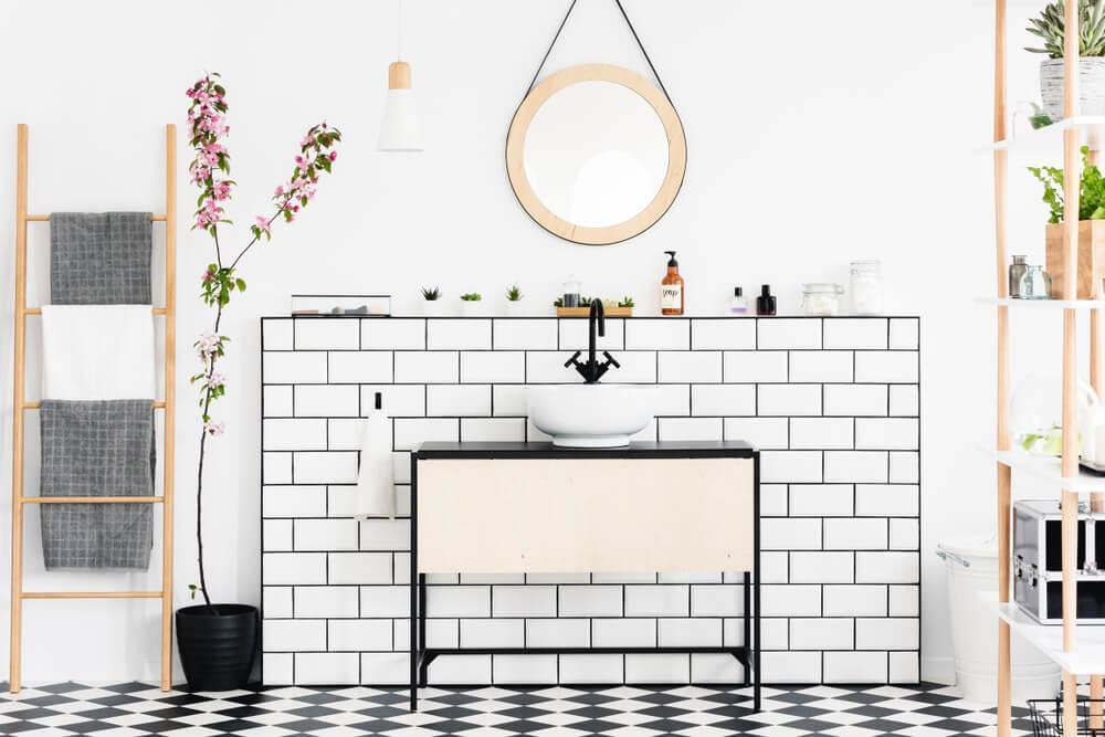 Een gezellige badkamer met onze tips voor de aankleding!