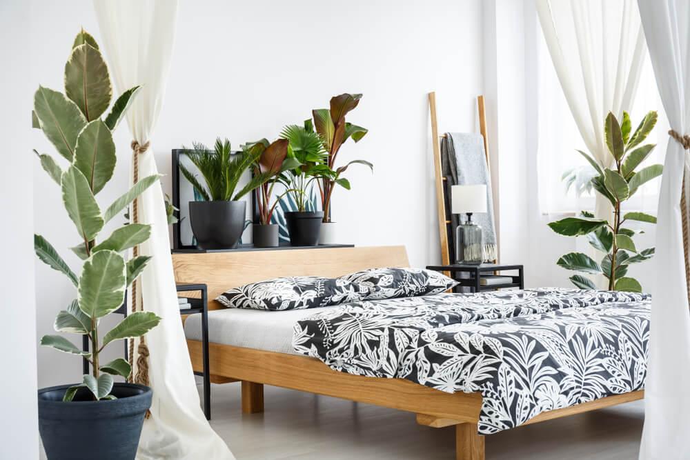 Botanische woonaccessoires: textiel