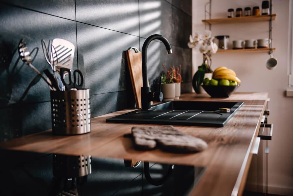 Het beste werkblad voor de keuken kiezen: 5 tips