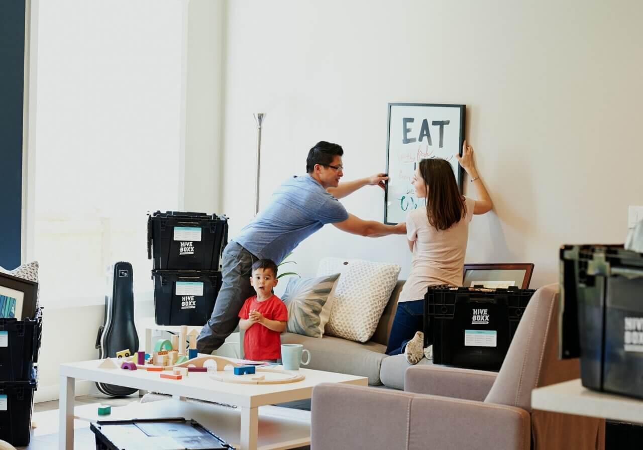 7 tips voor verhuizen met kinderen