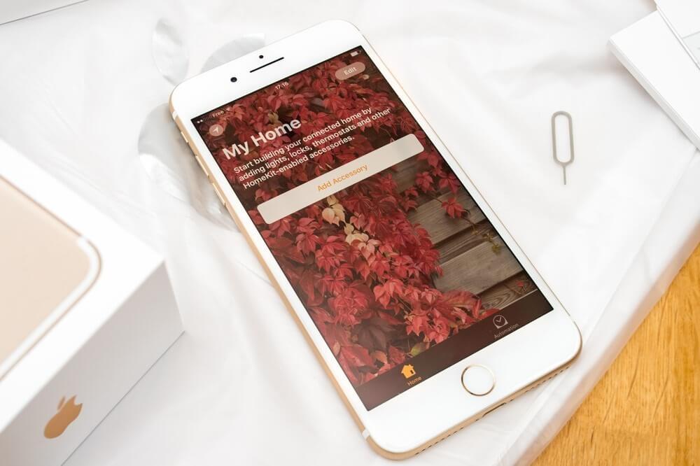 Huis automatiseren met je iPhone
