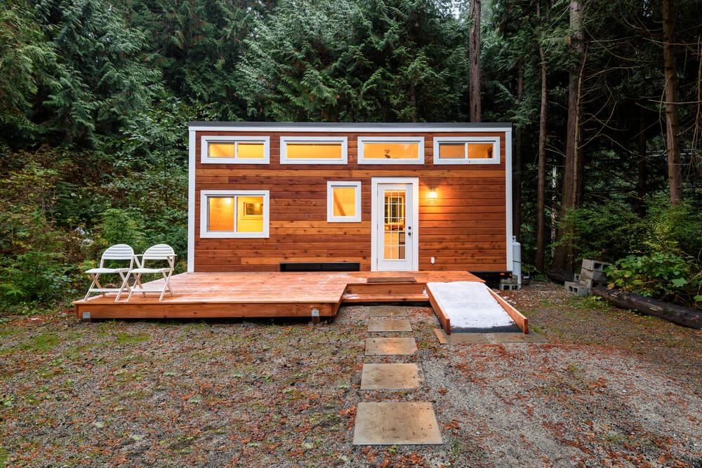 5 slimme tips voor het inrichten van je tiny house