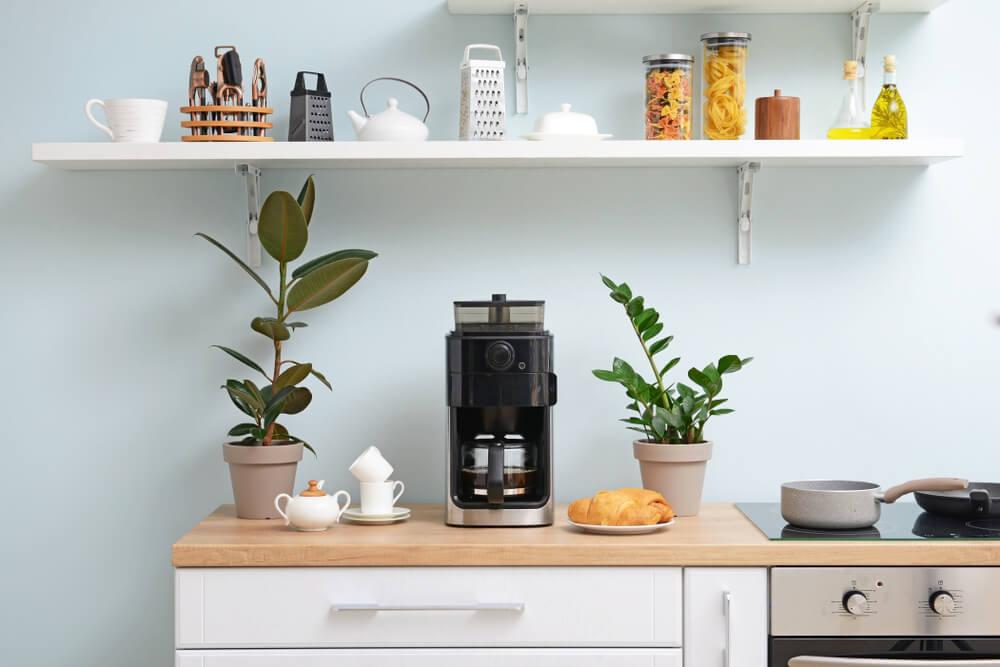 Een trendy koffiecorner in je interieur? Met deze 6 tips ga je voor een stralende koffieplek in huis!