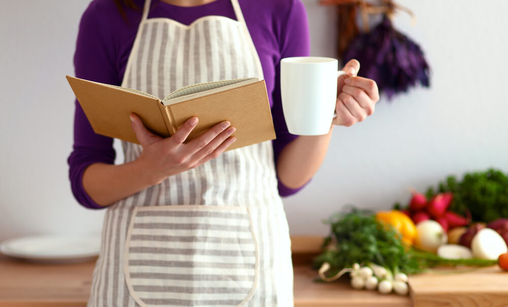 7x inspiratie: kookboeken in de keuken tentoonstellen doe je zó