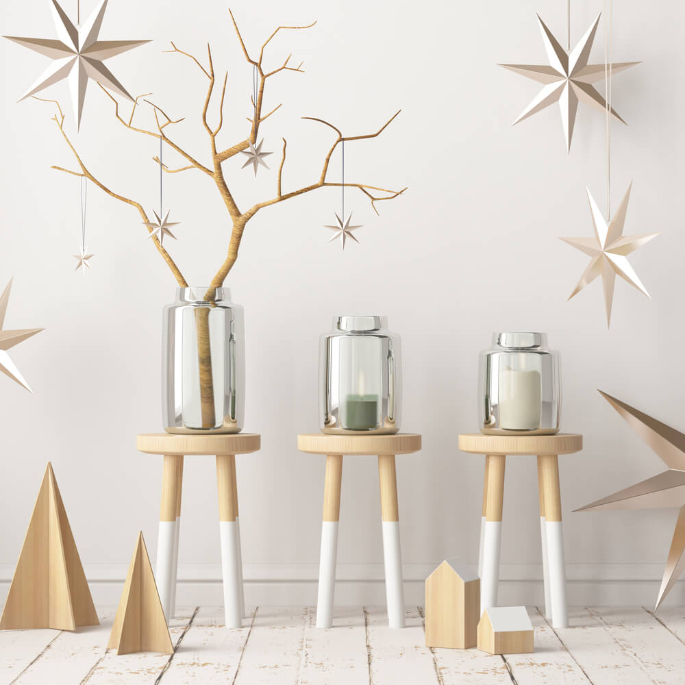 Kijk én shop mee: 6x trendy inspiratie voor moderne kerstdecoratie