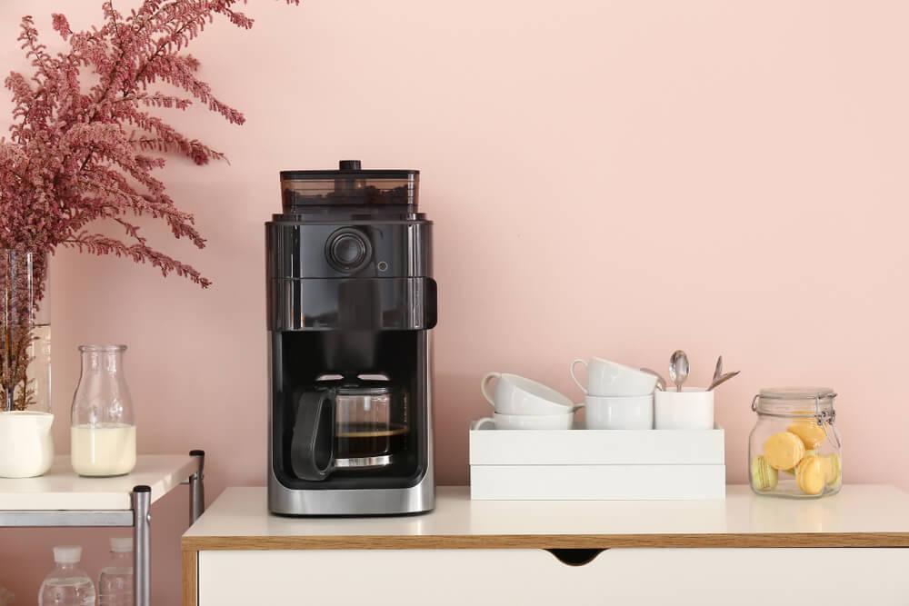 Een koffiehoekje in de keuken inrichten: handige tips