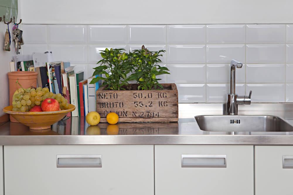 Kookboeken in je keuken? Leuke inspiratie om ze te stylen