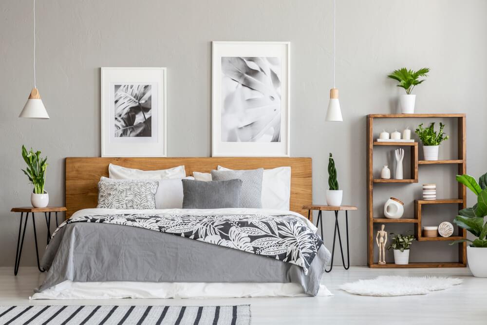 Een rustige slaapkamer inrichten: handige tips