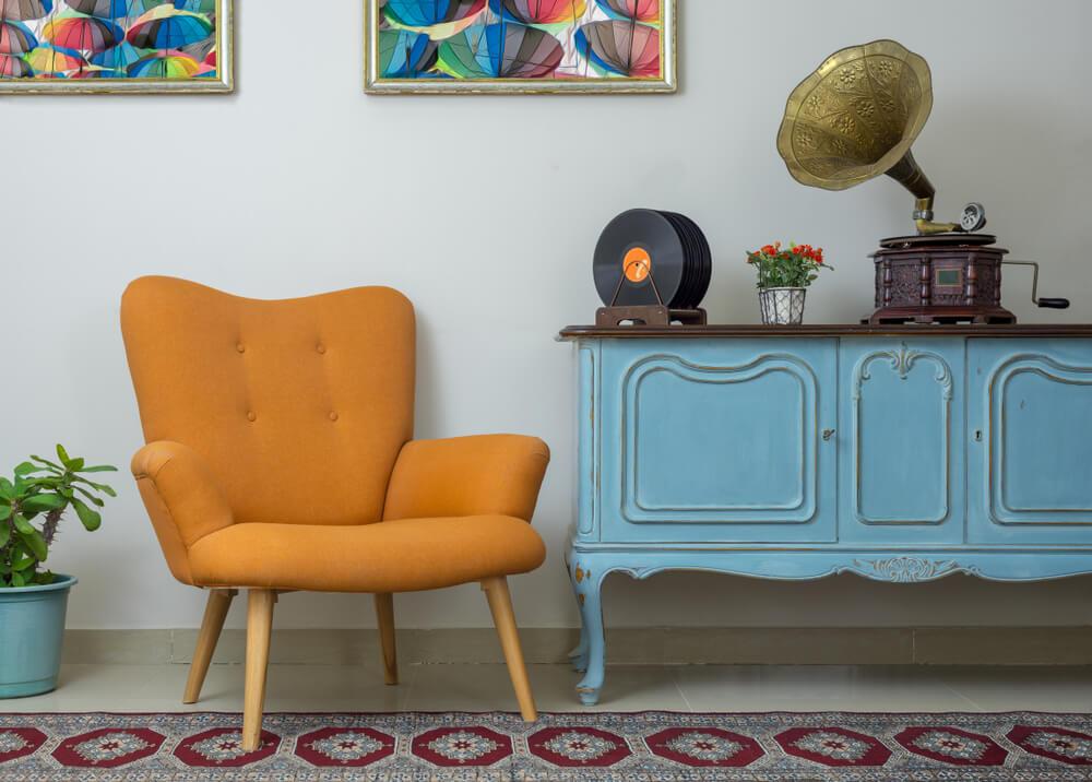 Tweedehands, antiek, retro of vintage in je interieur: wat zijn nu precíés de verschillen?