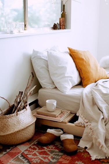 Een bed uitzoeken die past bij jouw slaaphouding