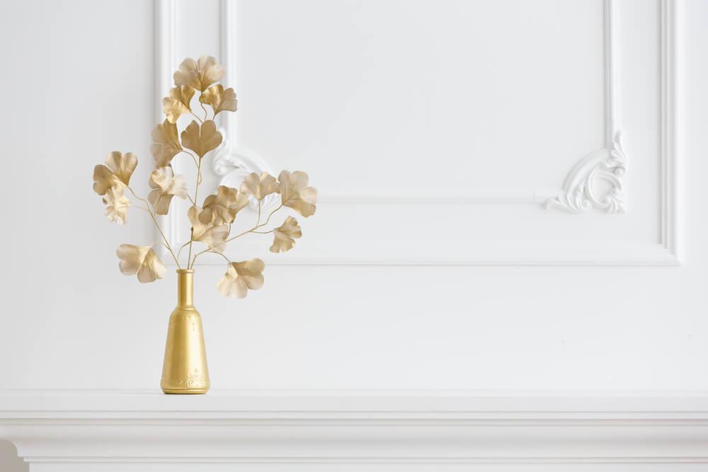 Interieur DIY met een spuitbus met gouden verf: 7x dít kun je er allemaal mee!
