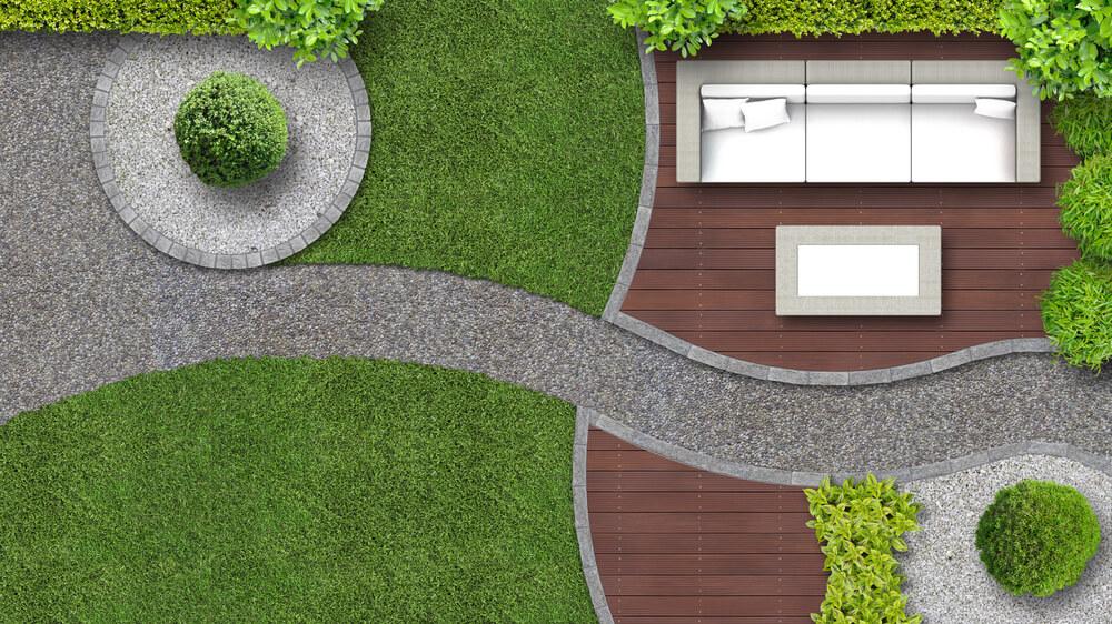 Zelf je tuin ontwerpen: 6 handige tips