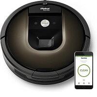 1. iRobot Roomba 980