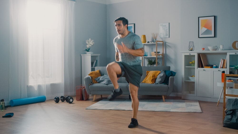 Thuis sporten tips: zo pak je het aan