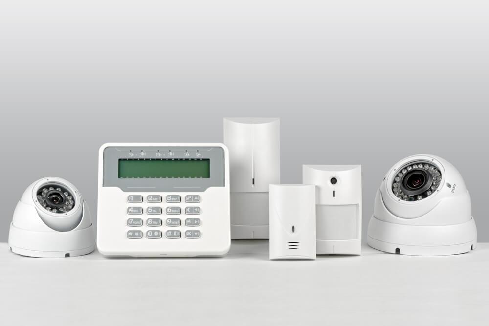 Alarmsysteem zonder abonnement