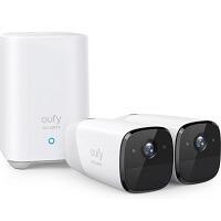 1. Eufycam 2 - 2 beveiligingscamera's IP-camera's