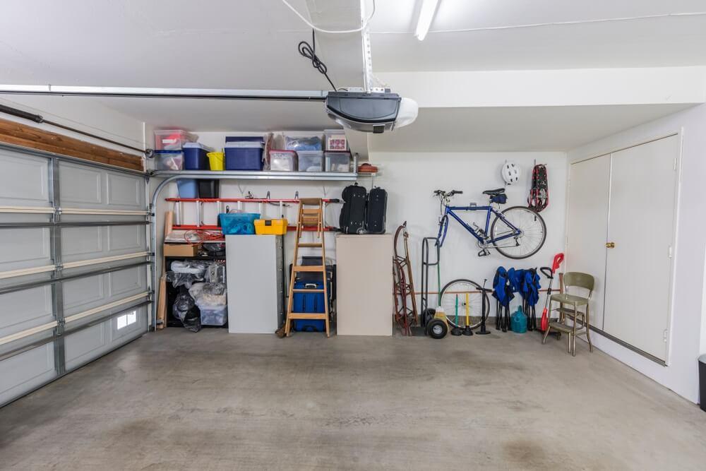 Hang je fiets op aan de muur