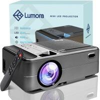 4. Lumora – Mini Beamer Wifi
