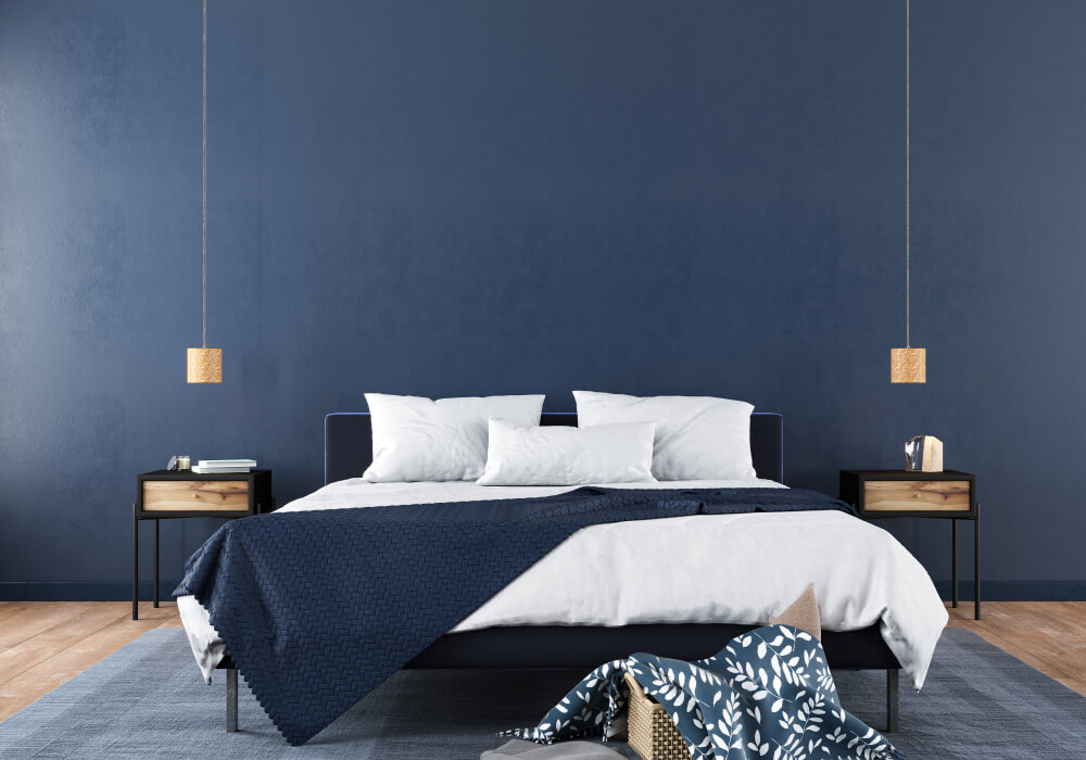 6x Wat zijn de mooiste kleuren voor de slaapkamer?