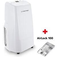 10. TROTEC PAC 3500 E & AirLock 100