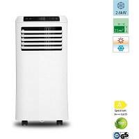 2. Eurgeen Mobiele airconditioner PAC 4-in-1 - 9000 BTU