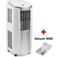 3. TROTEC Mobiele airco PAC 2610 E & AirLock 1000