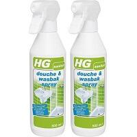 HG Douche- en Wasbakspray