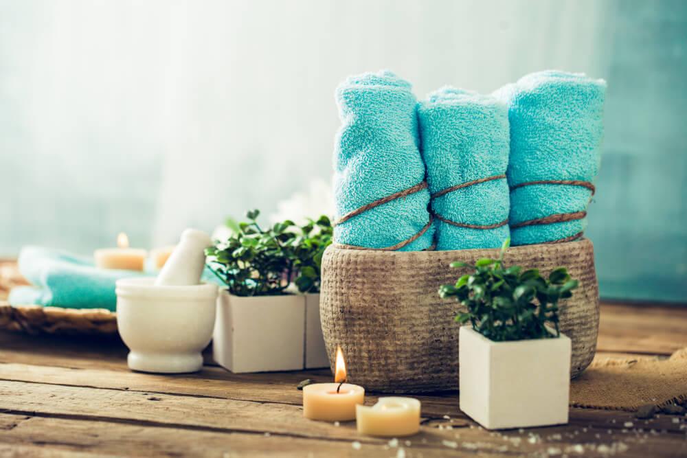 Blauw in de badkamer: 5x voorbeelden en inspiratie