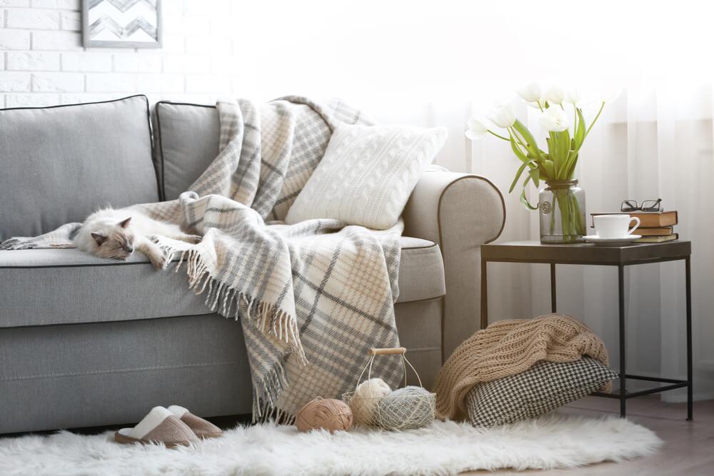 Interieurtrends 2021: fluffy en cozy