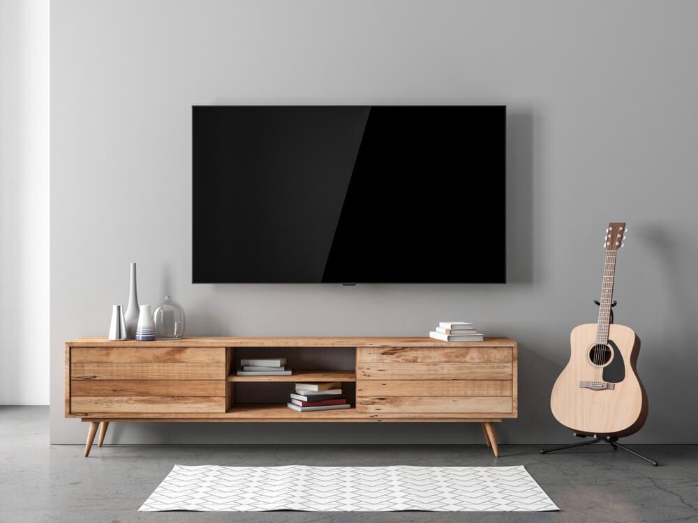 Hoe kies je het tv-meubel dat het best bij jouw interieur past?
